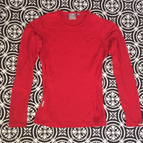 a182054d90 Icebreaker Tops - Icebreaker merino ultralight 150 wool shirt.